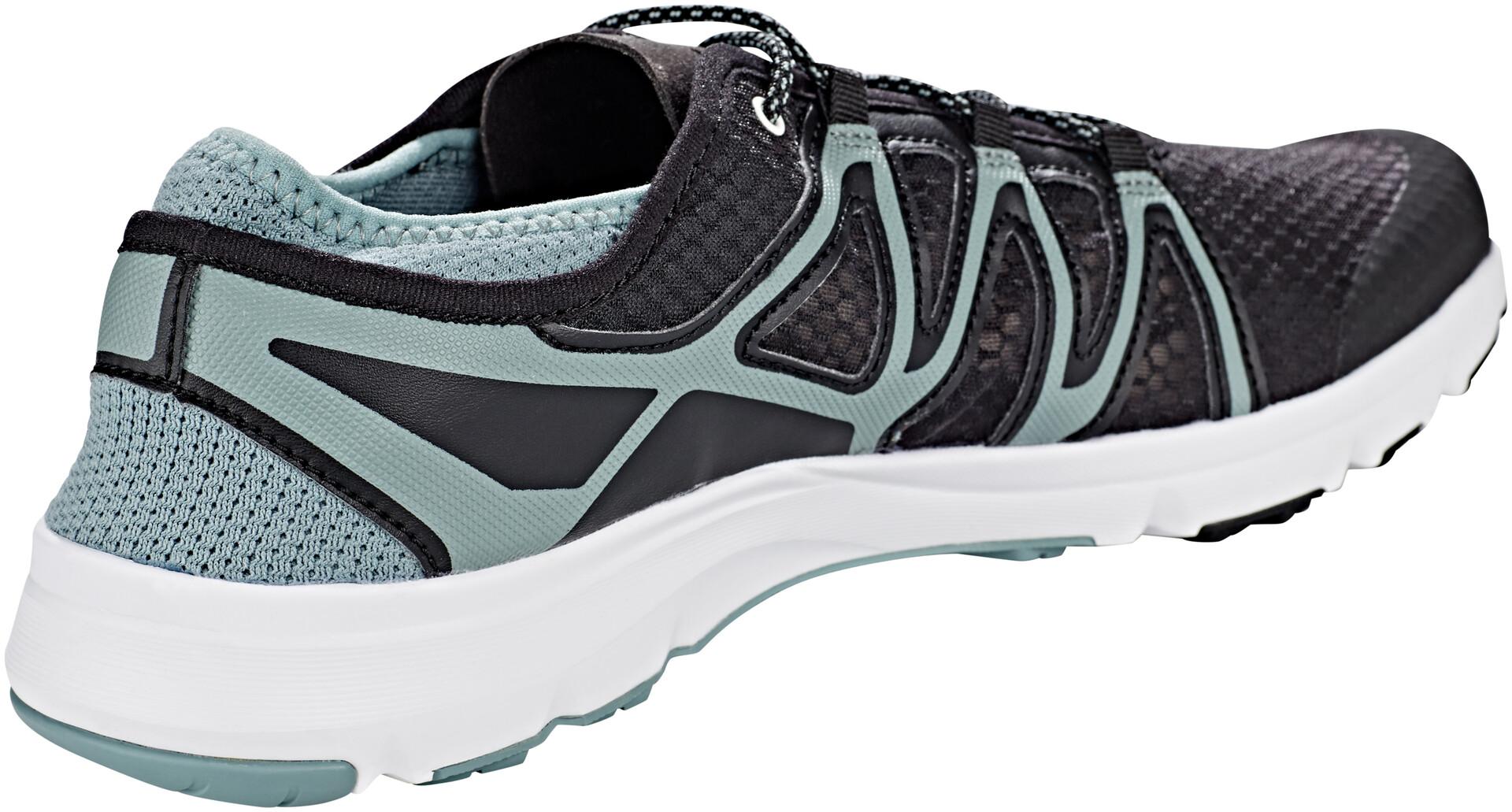 Salomon Crossamphibian Swift 2 Shoes Herre blackleadwhite